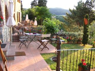 IL GAVILLACCIO Residence - Figline Valdarno vacation rentals