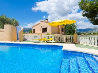 Villa Natura - Calpe vacation rentals