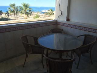 ATRIUM A4B BEACHFRONT CENTRAL LOCATION WITH POOL, VIEWS AND WIFI - Marbella vacation rentals