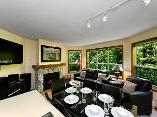 Aspens #127, 2 Bdrm, Ski-in Ski-out, Serene Forest View, Free Wifi - Whistler vacation rentals