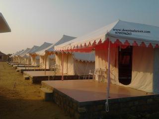 Comfortable 30 bedroom Tented camp in Jaisalmer - Jaisalmer vacation rentals