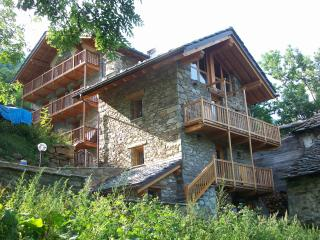 Cozy 1 bedroom Valle d'Aosta Ski chalet with Washing Machine - Valle d'Aosta vacation rentals
