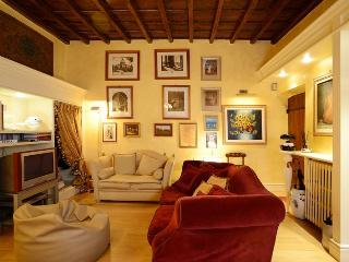 54 YARDS FROM VATICAN S.PETER -LUXURY WITH TERRACE - Rome vacation rentals