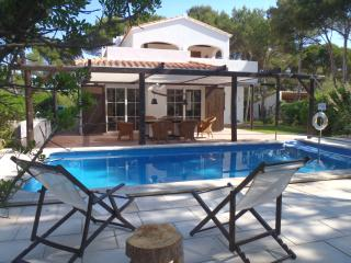 Casa Rockmorell (10 pers.) Cala Morell, Menorca - Ciudadela vacation rentals