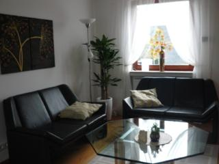 LLAG Luxury Vacation Apartment in Remscheid - contemporary furniture, backyard, terrace (# 1235) - North Rhine-Westphalia vacation rentals