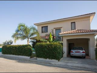 Royal 3bdr,private pool,garden,patio,bbq,wi-fi - Oroklini vacation rentals