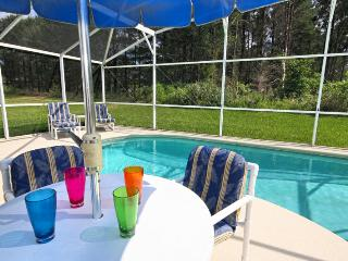 Elegant 4 Bed Pool Home - 3 miles to Disney - Kissimmee vacation rentals