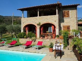 Villa with pool near Cortona - Castiglion Fiorentino vacation rentals