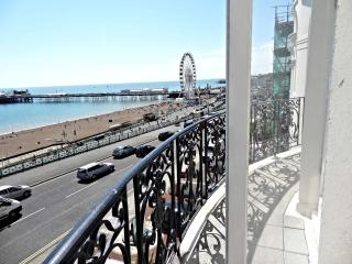 Beach Pad Apartment - Amazing  Brighton sea Views - Brighton vacation rentals