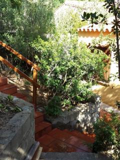Nice Arbus vacation House with Deck - Arbus vacation rentals