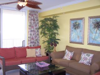 2 kings, 2 queens & Sleeper 3BR/3BA TIDEWATER 1802 Free WiFi - Panama City Beach vacation rentals