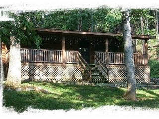 Private 2/2 HOT TUB cabin in the Smokies - Hemlock Haven - Townsend vacation rentals