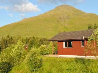 Beautiful chalet with loch and mountain views - Crianlarich vacation rentals