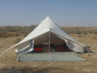 Nice 1 bedroom Tented camp in Ezuz - Ezuz vacation rentals