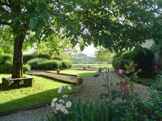 Charming stone gites with two pools, one heated - Nadaillac-de-Rouge vacation rentals