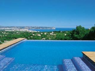 Javea Villa Trencal, fabulous views. infinity pool - Javea vacation rentals