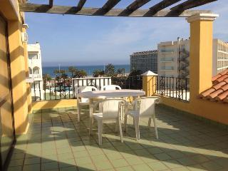 Roquetas,huge sea view terrace - Roquetas de Mar vacation rentals
