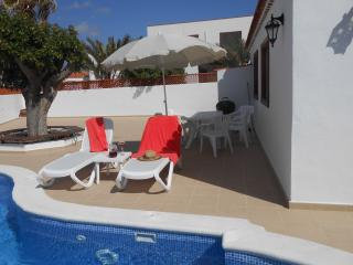 LUXURY SUNNY VILLA WITH POOL - Tenerife vacation rentals