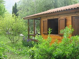 Nice Chalet with Balcony and Microwave - Vernet-Les-Bains vacation rentals