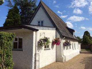 Charming 18th Century cottage in village setting - West Row vacation rentals