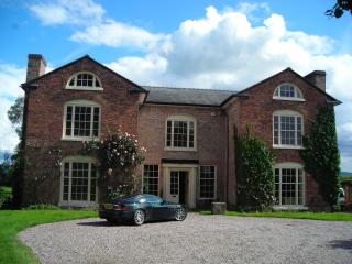 Charming Manor house with Internet Access and Cleaning Service - Llandrinio vacation rentals