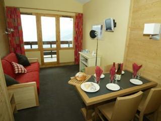 Ski-La Source : Le Boulier 1 bedroom, Les Coches - Les Coches vacation rentals