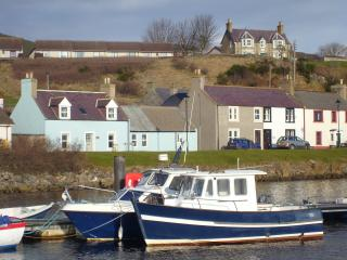 The Hoose on the harbour at Helmsdale, Sutherland. - Helmsdale vacation rentals