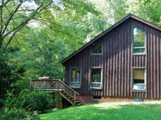 Quiet home near Jiminy Peak. 27 acres.Pets Welcome - Hancock vacation rentals