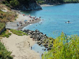 Villa Bragone with Wi-Fi, 150 m. from quiet beach - Trabia vacation rentals