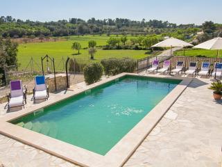 Mallorca family pool house - Manacor vacation rentals