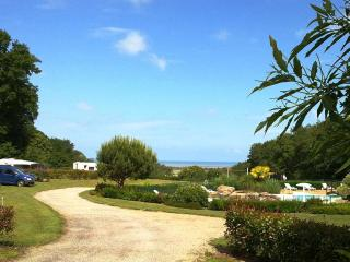 Bright 2 bedroom Saint Marcan Caravan/mobile home with Internet Access - Saint Marcan vacation rentals