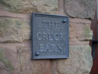 The Cruck Barn - Matlock vacation rentals
