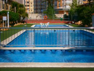 NICE APARTMENT IN BENIDORM LEVANTE BEACH - Benidorm vacation rentals