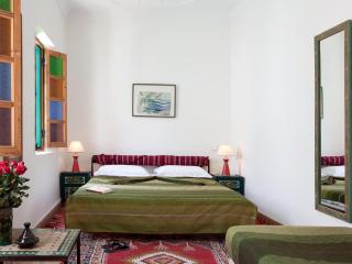 RIAD AIDA confort et tradition chambre triple Aida - Marrakech vacation rentals