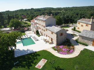Luxury Villa Poropati with pool, Groznjan-Istra - Groznjan vacation rentals