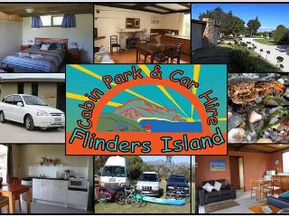 Flinders Island Holiday Cabins - Flinders Island vacation rentals