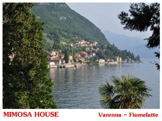 MIMOSA HOUSE varenna Flats - Fiumelatte vacation rentals