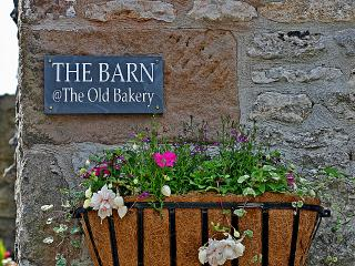 'The Barn' @ The Old Bakery, Youlgrave - Peak District National Park vacation rentals