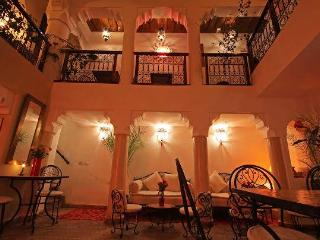 6 bedroom Bed and Breakfast with Internet Access in Marrakech - Marrakech vacation rentals