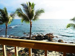 KRD32 Absolute Oceanfront Top Flr Private - Kailua-Kona vacation rentals
