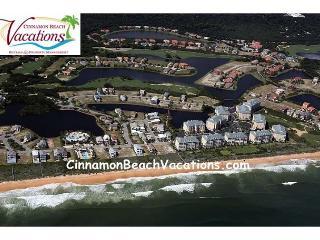 Outstanding Signature Ocean View Corner Condo in Cinnamon Beach! Unit 355 ! - Palm Coast vacation rentals