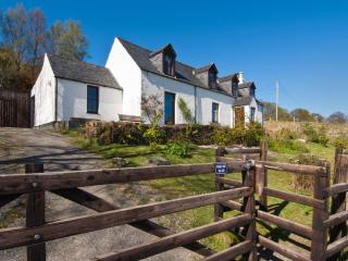 Park Cottage with beautiful Sea views - Lochcarron vacation rentals
