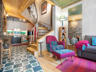 Turquoise House as featured in Elle Decor - Istanbul vacation rentals