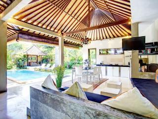 Wonderful Villa with Internet Access and Parking Space - Kerobokan vacation rentals