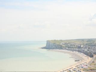 1 bedroom Apartment with Balcony in Le Treport - Le Treport vacation rentals
