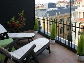 MARILYN::Town Center beach apt 4p. Cathedral views - San Sebastian - Donostia vacation rentals