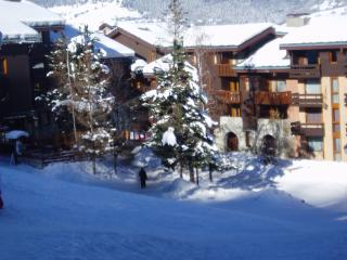 Charming 1 bedroom Les Coches Apartment with Television - Les Coches vacation rentals