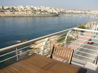 Sea Front Apartment Marsaskala - Marsascala vacation rentals