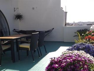Penthouse with private sun terrace & open views. - Ta' Xbiex vacation rentals