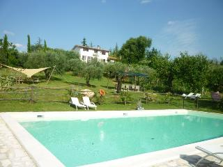 villa with smimmingpool beatifull view  wi-fi - Magliano Sabina vacation rentals